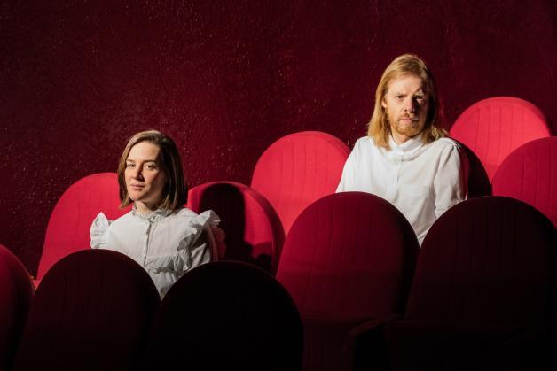 Josienne Clarke & Ben Walker: DEBUT TOUR TO AUSTRALIA AND NEW ALBUM