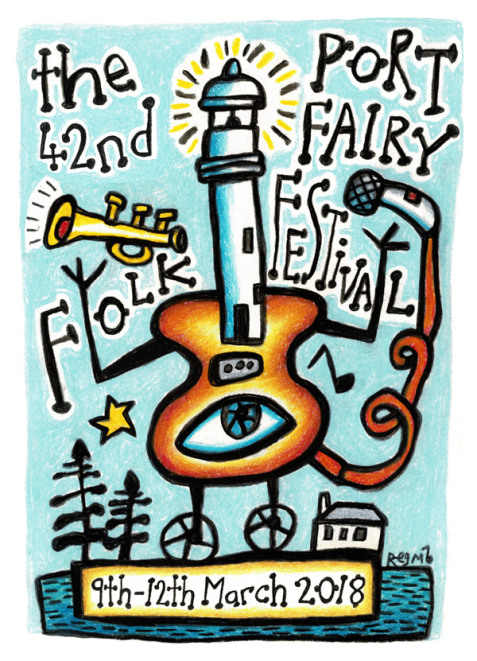 The Port Fairy Folk Festival Announces More Artists for 2018